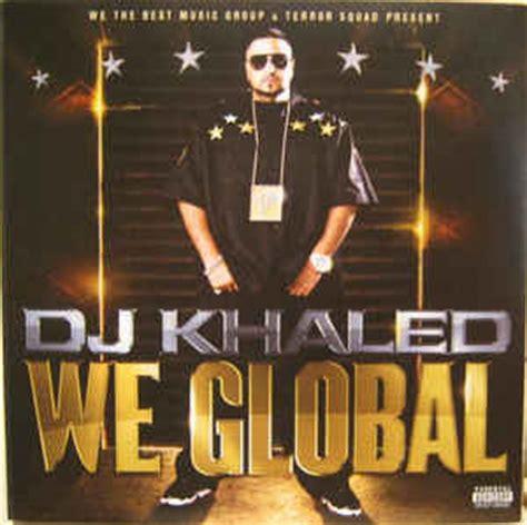 dj khaled  global  cd discogs
