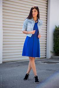 How To Style Sneakers This Spring u0026 Summer u2013 Sneakers With A Dress