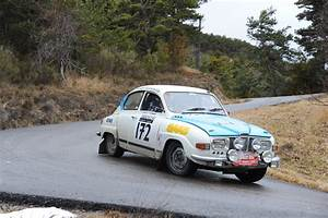 Saab 96 Rally Car 1973