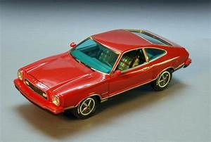1974 Mustang II Mach1 in 1/25th scale - automotion