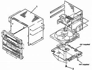 Sony Stereo Component System Parts