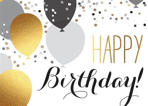 classy birthday clipart   cliparts  images