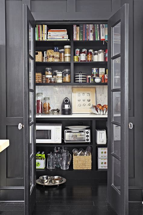 neat trick   family friendly kitchen storage organization ideas pantry design kitchen