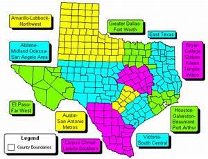 Texas State & Regional Zip Code Wall Maps - SWIFTMAPS com
