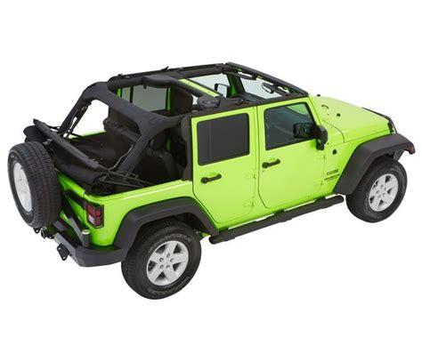 jeep soft top 4 door new trektop nx glide convertible soft top bestop