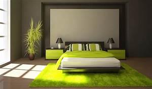 trendy chambre mur vert decoration chambre mur vert With chambre bébé design avec livraison fleurs toulouse express
