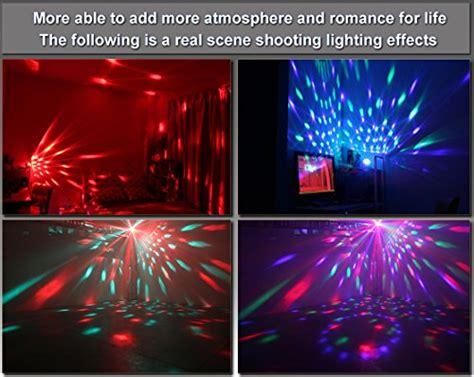 Spriak Party Kids Lights Supplies Sound Activated 7 Color