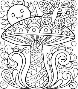 Coloring Pages For Adults PDF Free Download