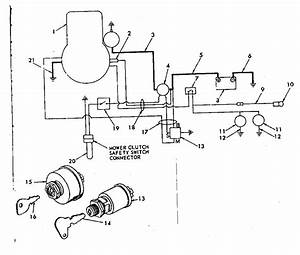 Diagrams Wiring   Sears Lawn Tractor Wiring Diagram