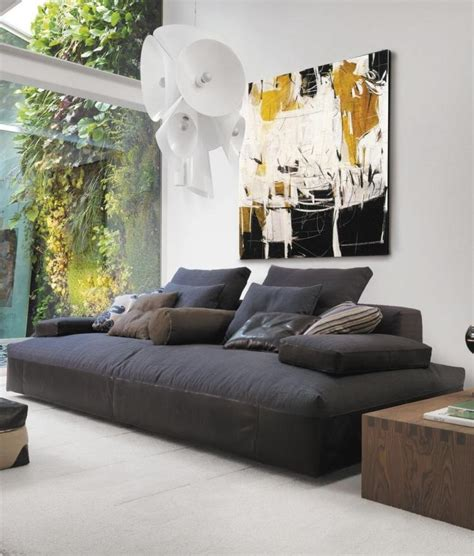 canaper cuir canapé meuble design et moderne en format