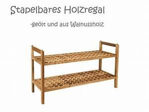 Schuhregal 40 Cm Breit : holz schuhregal aus akazienholz zedernholz oder walnuss ~ Bigdaddyawards.com Haus und Dekorationen