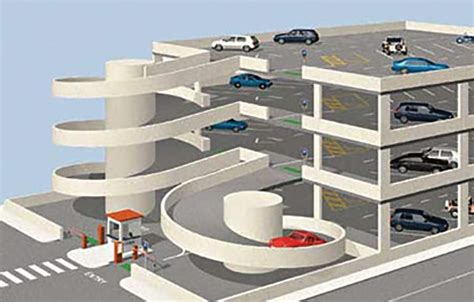 Panchkula Will Soon Get Its First Multilevel Parking By