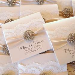 wedding stationery vintage lace wedding invitations wedding stuff ideas