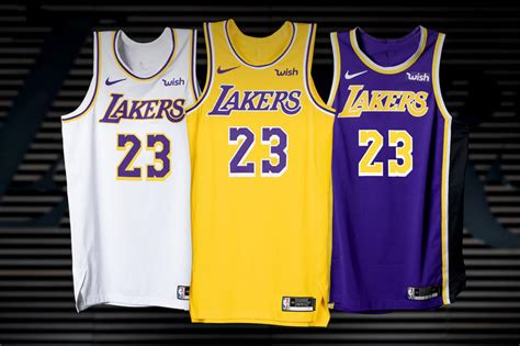 11, 2020.———don't miss an nbcla video. Los Angeles Lakers New Nike Jerseys | HYPEBEAST