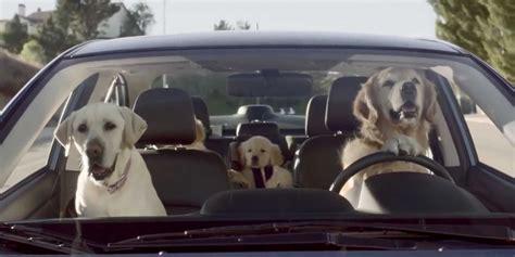 Subaru Dog Tested Campaign