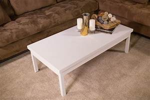 Super-simple Coffee Table