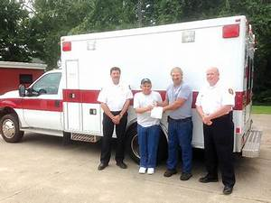 The Clermont Sun » Higginsport Fire and EMS receives ...