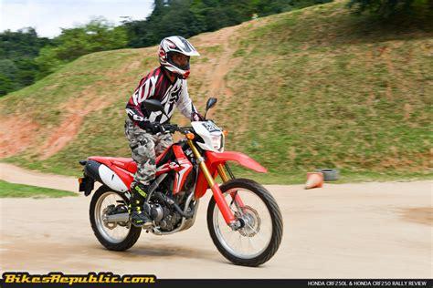 Review Honda Crf250rally by Honda Crf250l Crf250 Rally Test Review Bikesrepublic