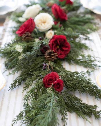 christmas garlands wreaths martha stewart