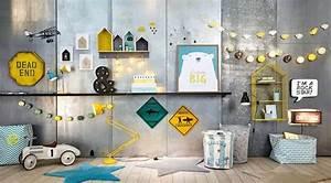 Maison Du Monde Tapis Enfant : chambre d 39 enfant quelle couleur choisir c t maison ~ Teatrodelosmanantiales.com Idées de Décoration