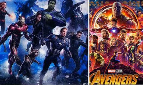 avengers  parte del equipo se deja ver en nuevos artes