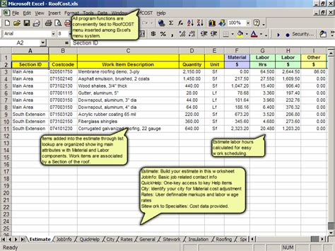 cost calculator excel template start  costs calculator
