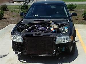 1999 With 2001 Engine Audi A4 B5 2 8 30v Quattro W  Sport