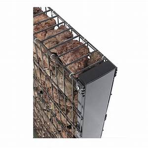 Mur De Cloture En Gabion : cr ez votre mur de cl ture gabion zenturo betafence ~ Edinachiropracticcenter.com Idées de Décoration