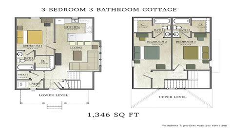 3 bedroom 3 bath house plans 3 bedroom 2 bath cottage plans 3 bedroom 2 bath house