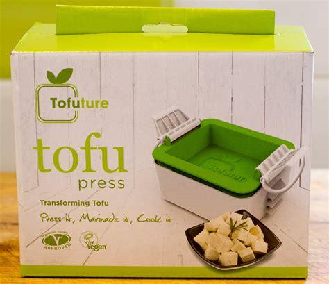 how to press tofu tofuture tofu press review no more soggy tofu planet veggie