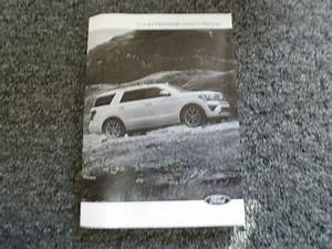 2018 Ford Expedition Owner Operator Manual User Guide Xlt