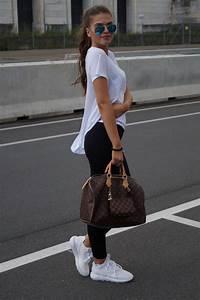 Sportliche Outfits Damen : die besten 17 ideen zu sportliche outfits auf pinterest ~ Frokenaadalensverden.com Haus und Dekorationen
