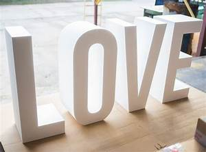 request a custom order and have something made just for you With how to make large styrofoam letters