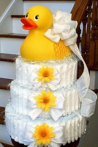 rubber duck diaper cake boutique huge flickr photo