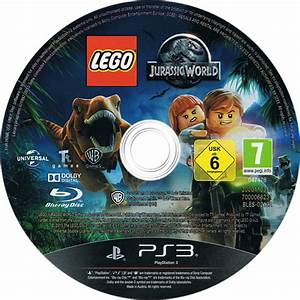 BLES02132 LEGO Jurassic World