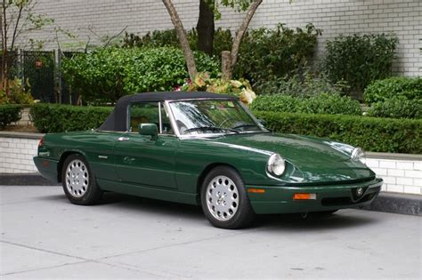 Lgbalfa 1992 Alfa Romeo Spider Specs, Photos, Modification