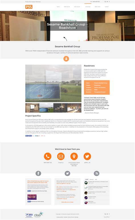 website design help production support services giraffical website design