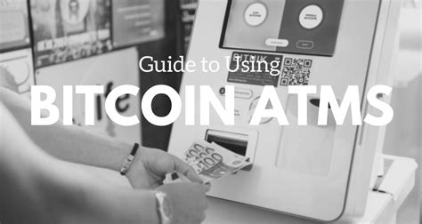 bitcoin atm atms guide genesis