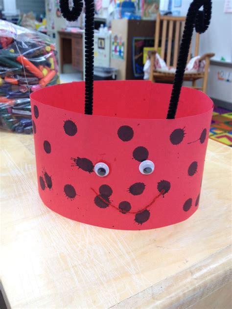 ll   ladybugagain preschool crafts red crafts