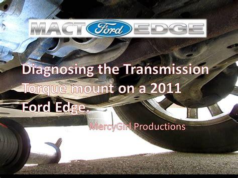 testing  condition   transmission torque mount