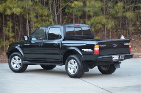 buy used 2003 toyota tacoma limited trd 17 quot wheels one of