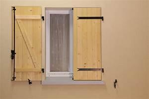 Barre De Volet : volets battants lames verticales 27mm barres et charpes en bois volets sur ~ Melissatoandfro.com Idées de Décoration