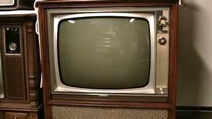 The 1961 Zenith Model H2740 23 U0026quot  Television