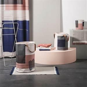 Wäschekorb Skandinavisches Design : colour block laundry basket von ferm living ~ Markanthonyermac.com Haus und Dekorationen