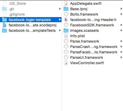gitignore template xcode gitignore files within directories