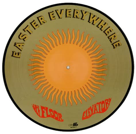 13th floor elevators easter everywhere uk picture disc lp vinyl picture disc album 312918