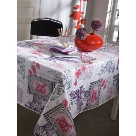 toile ciree largeur 170 nappe guide d achat