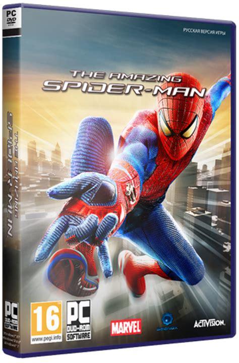 amazing spider man  pc full game  crack reloaded