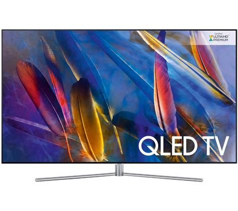 Tv Qled Samsung Buy Samsung Qe55q7fam 55 Quot Smart 4k Ultra Hd Hdr Qled Tv Free Delivery Currys