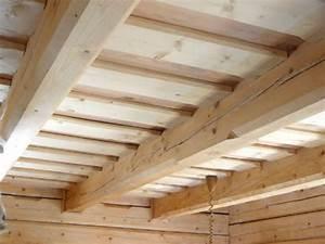 Dřevěný strop cena